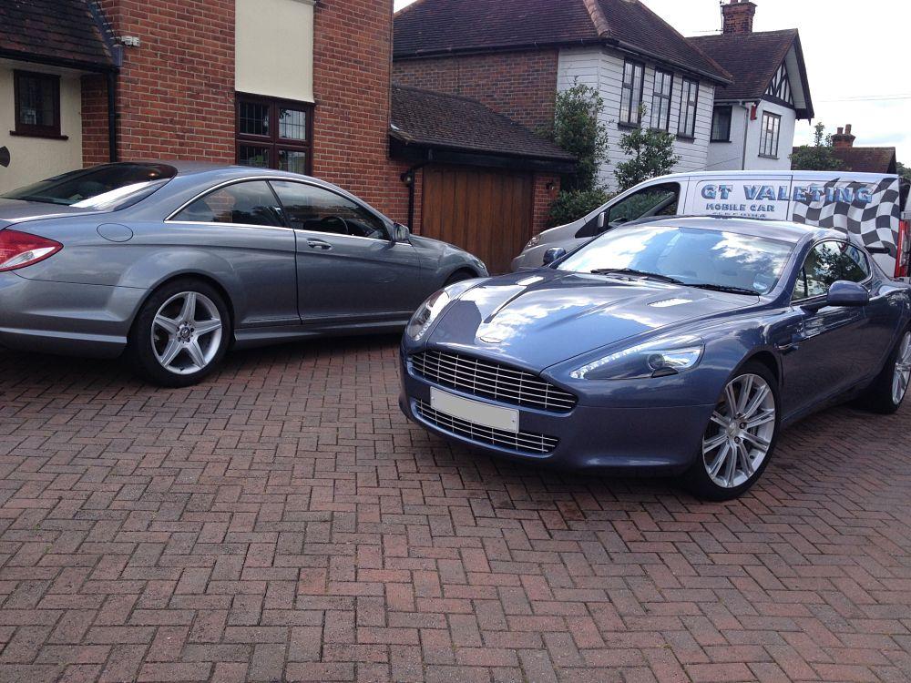 Professional Car Polishing Services London